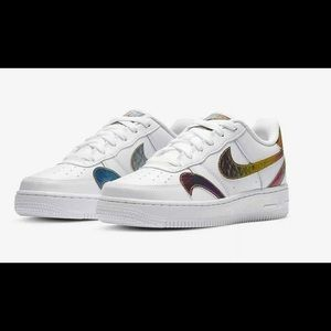Nike Air Force 1 LV8 2 Misplaced Swooshes CZ5890